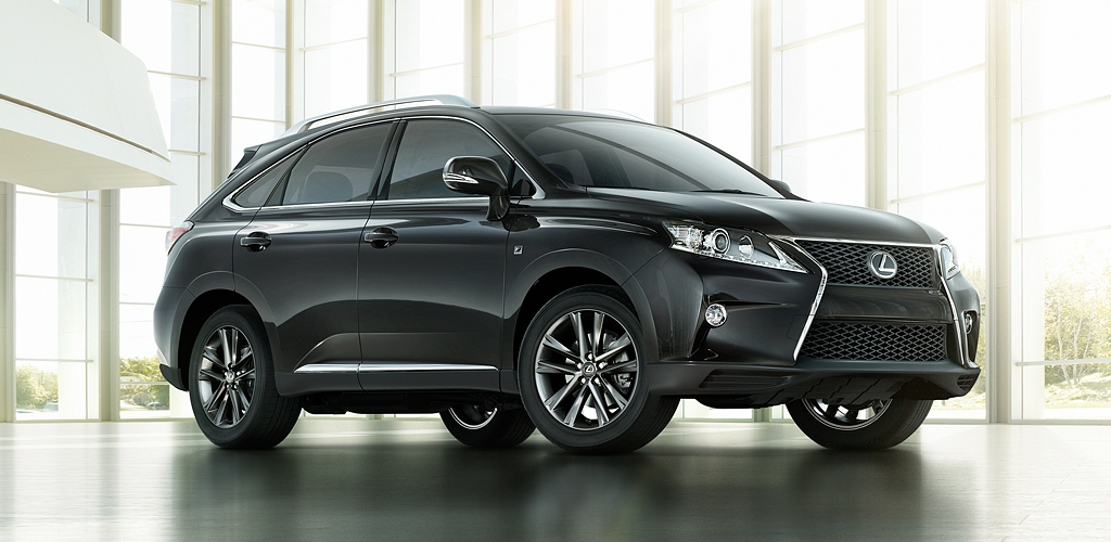 2014 lexus rx 350 f sport autonsider. Black Bedroom Furniture Sets. Home Design Ideas